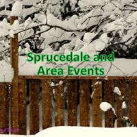 Sprucedale and Area Events on Facebook